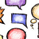 Set of Colorful Speech Bubbles - GraphicRiver Item for Sale