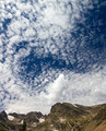 Swirling Clouds Above the Mountains - PhotoDune Item for Sale