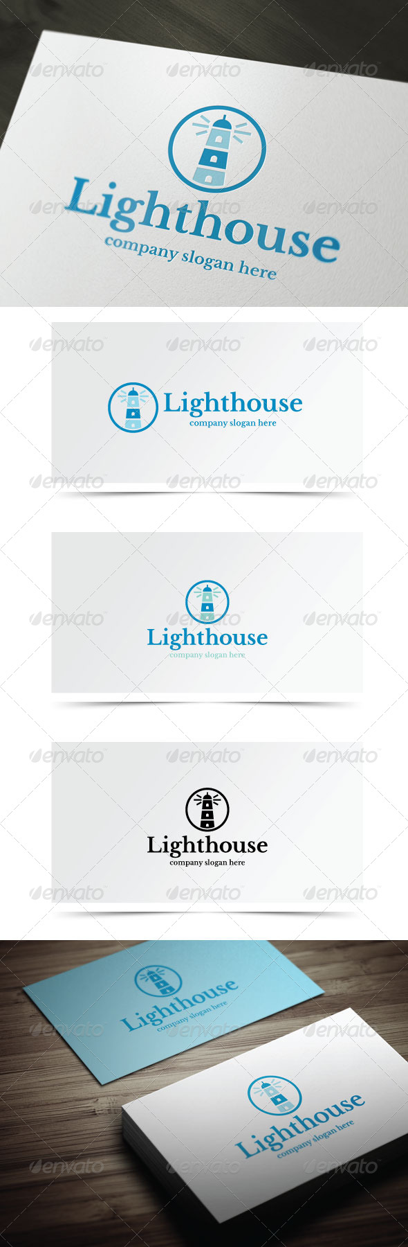 GraphicRiver Lighthouse 6332828