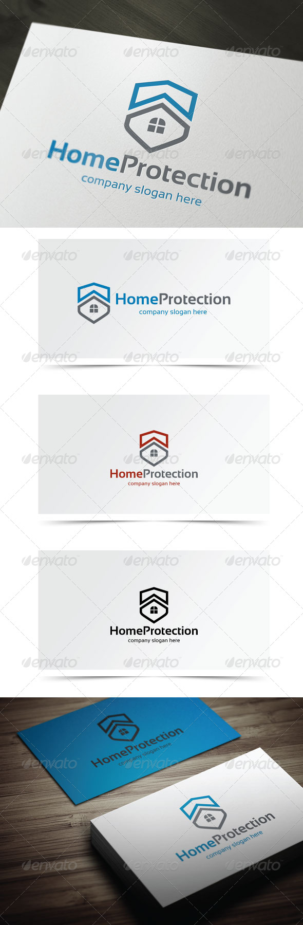 GraphicRiver Home Protection 6332837