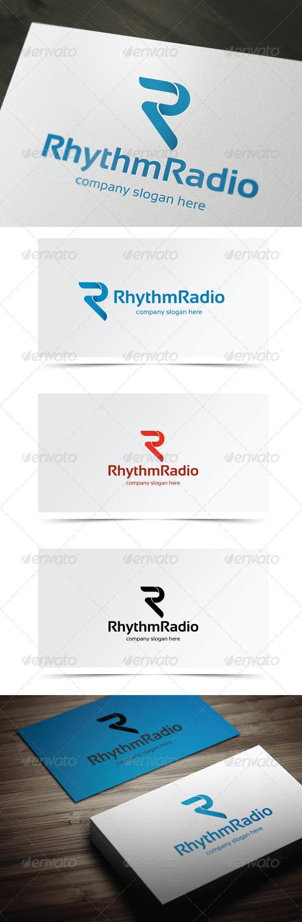 GraphicRiver Rhythm Radio 6332859