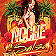 Noche de Salsa Party Flyer - GraphicRiver Item for Sale