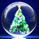 Crystal Christmas Greeting - VideoHive Item for Sale
