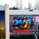 City - Ads on Buildings - VideoHive Item for Sale