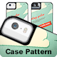 Case Pattern Mock-Up / Phone 5/5S - GraphicRiver Item for Sale