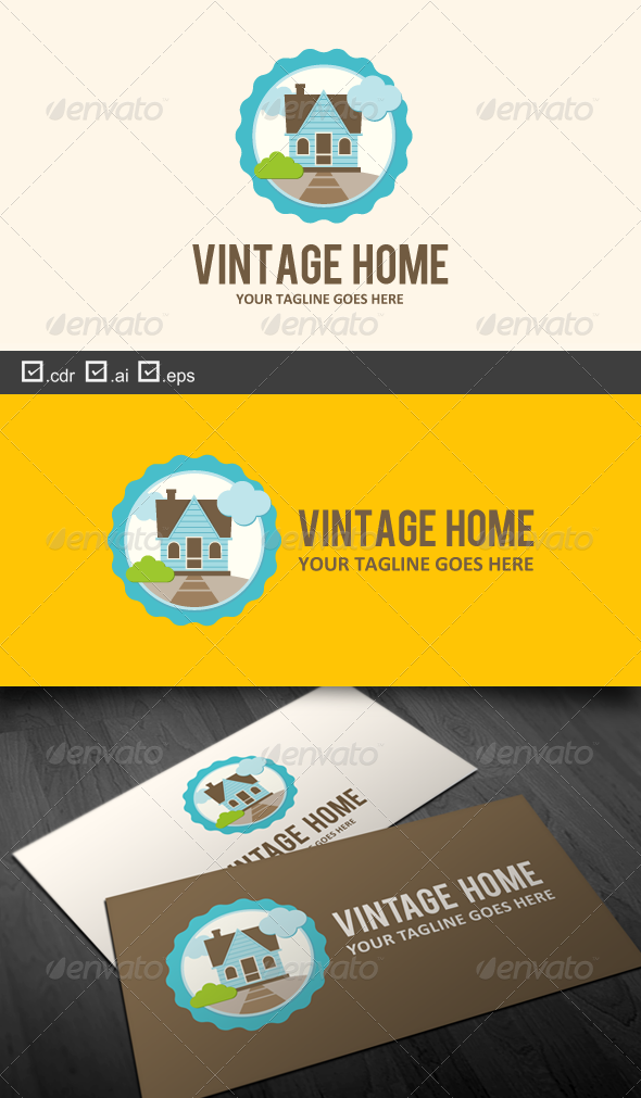 GraphicRiver Vintage Home 6335395