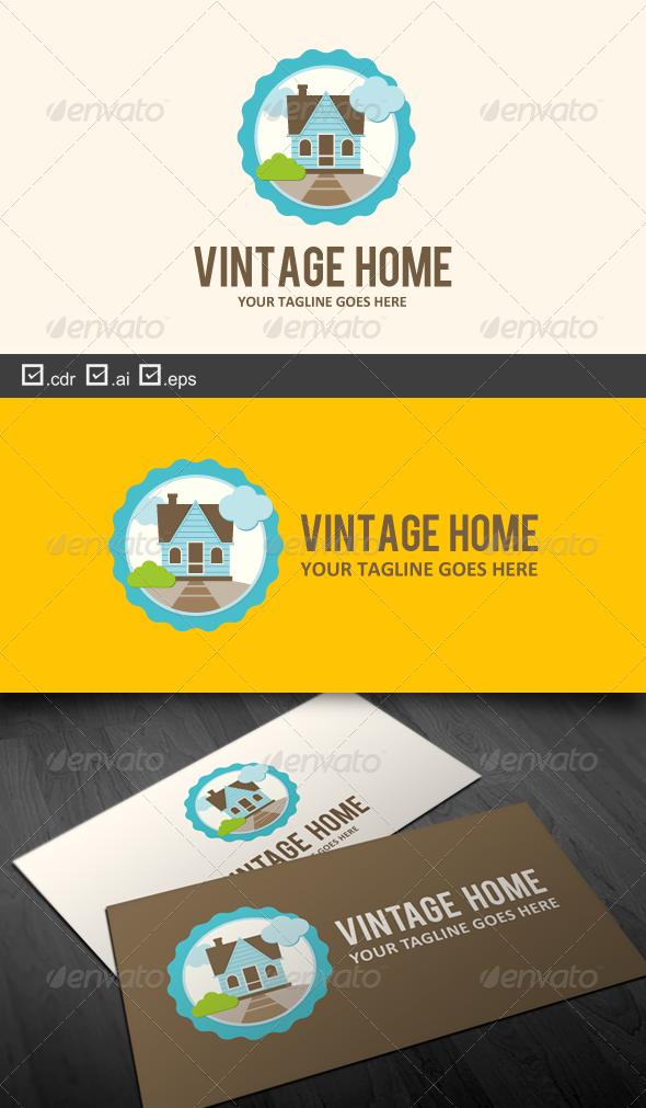 GraphicRiver Vintage Home 6335395