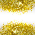 Gold Decoration Over and Under for Christmas and New Year - PhotoDune Item for Sale