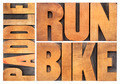 run, bike, paddle - triathlon concept - PhotoDune Item for Sale