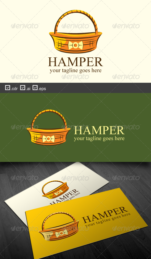 GraphicRiver Hamper 6342022