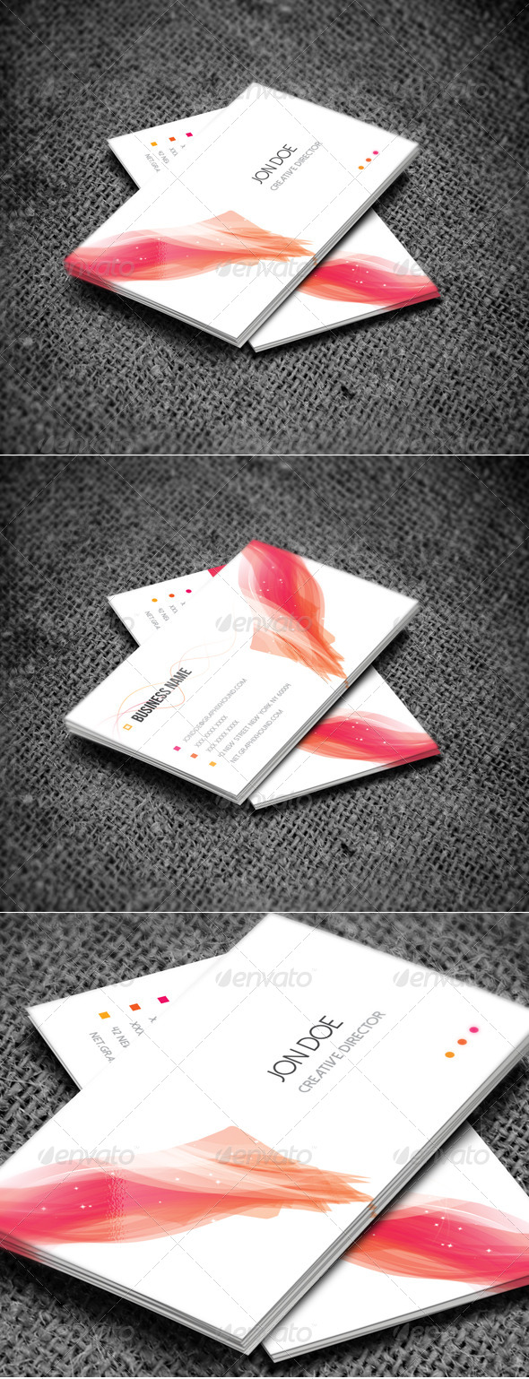 GraphicRiver Creative Business Card 6320413