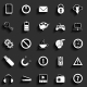 Universal Flat Icons - GraphicRiver Item for Sale