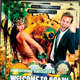 Soccer Flyer - Welcome to Brazil 2014 - GraphicRiver Item for Sale