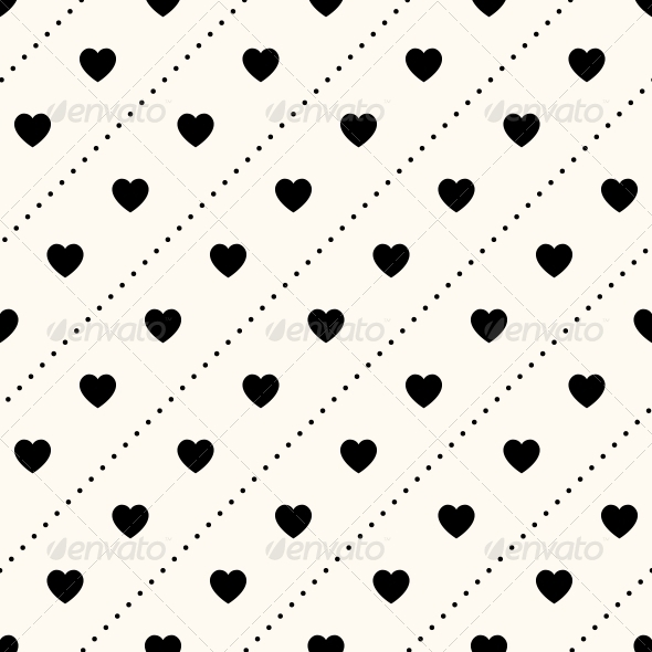 GraphicRiver Vector Seamless Retro Pattern 6351645