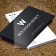 Minimalist Corporate Business Card Vol 2 - GraphicRiver Item for Sale