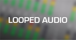 Looped Audio