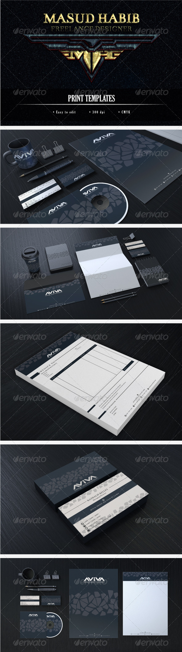 GraphicRiver Creative Corporate Identity 10 6353122
