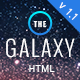 The Galaxy - Responsive Multipurpose Template - ThemeForest Item for Sale