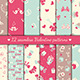 Twelve Valentine's Seamless Patterns - GraphicRiver Item for Sale