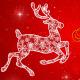 Christmas Reindeer - VideoHive Item for Sale