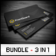 Business Cards Bundle #10 - GraphicRiver Item for Sale