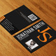 Personal Business Card AN0126 - GraphicRiver Item for Sale