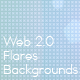 Web 2.0 Flares Background - GraphicRiver Item for Sale