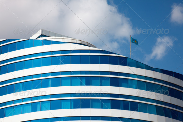 Modern office building. - Stock Photo - Images
