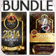 New Year's Eve Bundle - GraphicRiver Item for Sale