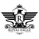 Royal Eagle Logo Template - GraphicRiver Item for Sale