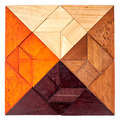 wood tangram square - PhotoDune Item for Sale