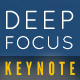 Deep Focus Keynote Presentation Template - GraphicRiver Item for Sale