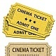 Cinema Tickets - GraphicRiver Item for Sale