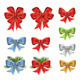 Christmas Bows - GraphicRiver Item for Sale