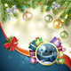 Christmas with Gifts - GraphicRiver Item for Sale