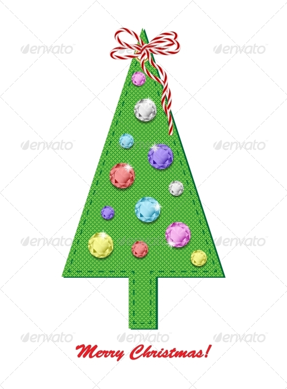GraphicRiver Christmas Tree 6363287