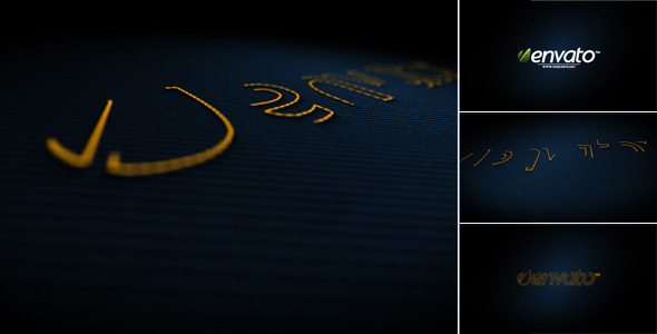 After Effects Project - VideoHive Stitch 663461