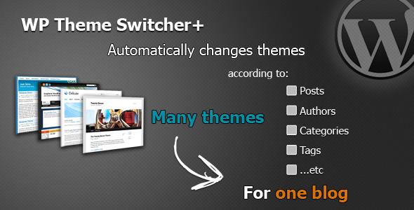 Wordpress Theme Switcher Plugin