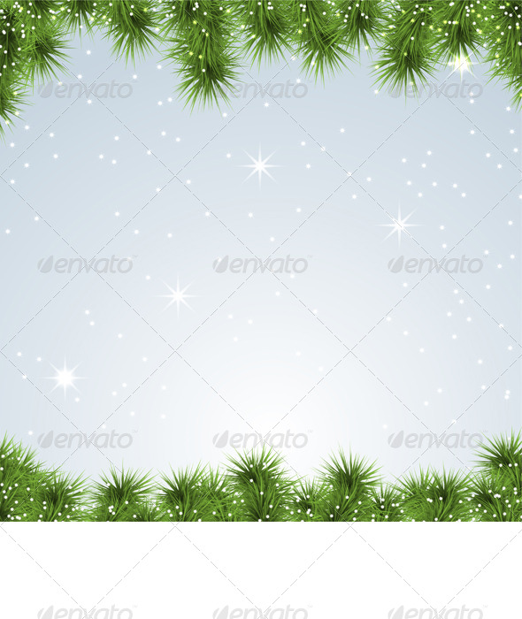 GraphicRiver Christmas Background 6365458