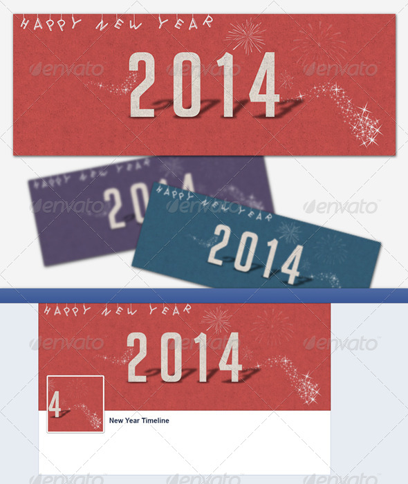 GraphicRiver New Year Timeline 6365816