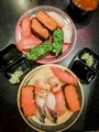 Japanese sushi seafood roll. - PhotoDune Item for Sale