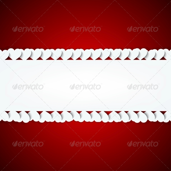 GraphicRiver Valentines Day Holiday Hearts Background 6368371