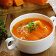 Homemade pumpkin soup puree - PhotoDune Item for Sale
