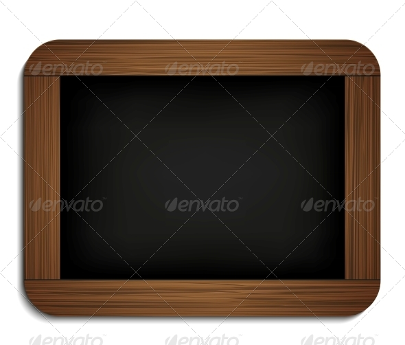 GraphicRiver Vector Blackboard 6370439