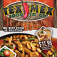 Tex Mex Menu Flyer - GraphicRiver Item for Sale