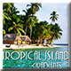 Tropical Island Gradients - GraphicRiver Item for Sale