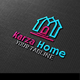 Karza Home Logo  - GraphicRiver Item for Sale