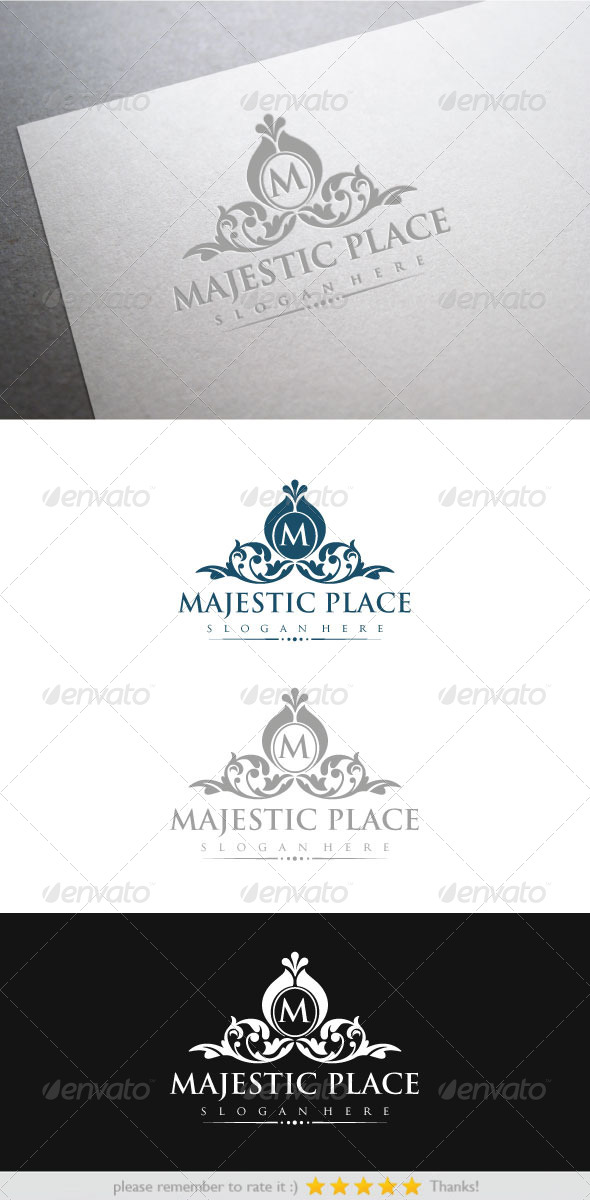 GraphicRiver Majestic Place 6377128