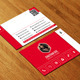 Flat Design Business Card AN0131 - GraphicRiver Item for Sale