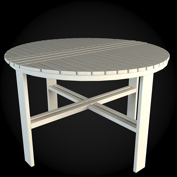 3DOcean Garden Furniture 025 6379414